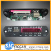 USB 모듈을%s 가진 MP3 FM 선수와 선을%s TF DV12 또는 5V에서 (sc m006)