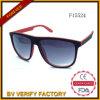 Plastiksonnenbrillen der neuen Auslegung-F15524, freie Probe