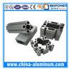 Perfil de aluminio industrial de la protuberancia de AA6063 T5/T6