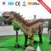 Dragão ocidental das estátuas do dragão do parque do dinossauro de Animatronic para o parque temático