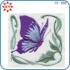 Восхитительный точный значок вышивки бабочки детали