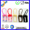 2015 Hotest Silicone Hand Sanitizer Holder with Different Design