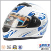 美しいDesign Full Face MotorcycleかMotorbike Helmet (FL112)