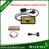 Scanner diagnostique Obdii Protocol Detector et Break out Box Key Programming et Chip Tuning