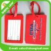 Tag de borracha da bagagem do PVC da informação de Ppaer (SLF-LT050)