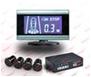 LCDの駐車センサー