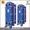 Garniture d'acier inoxydable et échangeur de chaleur brasé de plaque