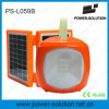 Panel solaire Light avec 4500mA Rechargeable Battery
