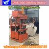 Германия Технология глиняного кирпича делая машину из Китая Производство