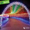Décoration du marché de lumière de Noël de la lumière DEL de chaîne de caractères de DEL