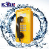 Waterproof o telefone Emergency da G/M SOS do telefone do SORVO