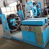 Einzelne Decker-Stahldraht-Einfassungs-Maschine für Metalschlauch