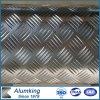 Feuille en aluminium gravée en relief par 19600 avec des certificats d'OIN