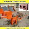 グループの使用の小型手動粘土のブロック機械