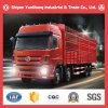 4X2 LHD Box Cargo Truck 9 Ton Truck