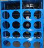 Sistema de coleção de poeira do cartucho para a limpeza industrial