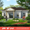 Casa modular de lujo del chalet de la estructura de acero para vivir/apartamento/Restore