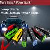 12800 mAh Battery Power con CE RoHS del FCC