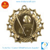 Fabrik-Preis passte der 3 d-Bronzebaseball-Medaille an