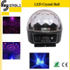 Luz da esfera de cristal do diodo emissor de luz de 30 W sobre a iluminação do estágio (HL-056)