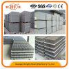 Palettes de brique de PVC de qualité pour le bloc, palettes de PVC pour la machine de brique