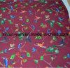 différents types 100%Polyester de tissu d'impression