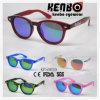Óculos de sol clássicos com lente espelhada Kp50020
