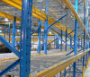 Pallet Rack Storage Systemsの電流を通されたWire Mesh Decking Used