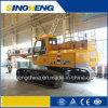 55 Tonnen-mobiler Gleisketten-Kran mit teleskopischer Hochkonjunktur für Verkauf