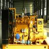 Générateur de gaz de biomasse du prix usine de la Chine 100kw avec Cummins Engine