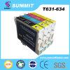 Cumbre Compatible Color Ink Cartridge para Epson T631-634