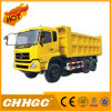 Dongfeng 포좌 3개의 차축 12 톤 덤프 트럭 최신 판매