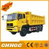 Dongfengシャーシ3つの車軸12トンのダンプトラックの熱い販売
