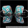 Populaire Zilveren Cufflinks van vagula- Manchetknopen (Hlk31676 (3))
