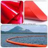 Tissu de bâche de protection de PVC pour des emballements pétroliers/frontières de sécurité de pétrole
