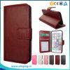 Alta calidad Teléfono móvil Accesorio para iPhone Case 6s, la carpeta de cuero de la cubierta del teléfono móvil para el iPhone 6s