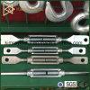 Гальванизированный тандер DIN1480 с концом стержня