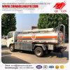 De Tankwagen van Refueller van de Legering van het Aluminium van het Gewicht van de Rand FAW 2t