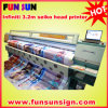 Infiniti/Challenge 3200mm Seiko Head Large Solvent Printer for Advertising Digital Printing