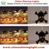 HalloweenのGOST LEDの球根の装飾ライト