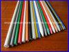 UVschutz-haltbare lange Lebensdauer-bunte Markierungsfahne Pole