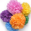 Acontecimiento y Party Item Type Tissue Paper Flower Ball para Wedding