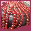 Grânulos de cristal vermelhos de DIY (2015 Ctbd-014)