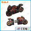 USB Flash Drive de la motocicleta con Logo Made