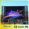 Visualización de LED al aire libre de la buena calidad P16