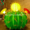 Guards park outdoor Decoration LED Cactus Tree Light