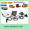 3G 4G HD 1080P 2/4CH Mdvr pour le système de télévision en circuit fermé de voiture, mini carte Mdvr d'écart-type pour le camion