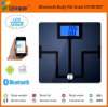 Ios를 가진 Bluetooth 무선 체지방 Scale, Compatible 또는 Android Smart Phones 및 Tablets