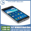 Мобильный телефон 2014 Newst 5.5inch IPS Screen Mtk6572 Dual Core Android 4.2.2 3G (N9000W)
