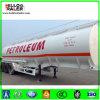 판매를 위한 반 탄소 강철 3 차축 45000L 기름 트레일러